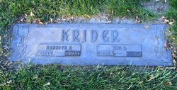 Kenneth Russell Krider