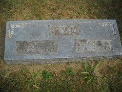Frances B <I>Kneeland</I> Fye