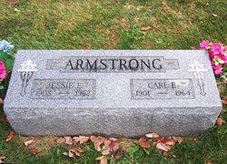Jessie E <I>Lindsey</I> Armstrong