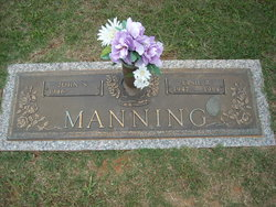 Elsie <I>Bray</I> Manning
