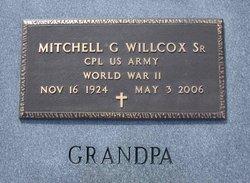 Mitchell Griffin Willcox, Sr
