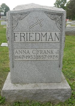 Frank Joseph Friedman
