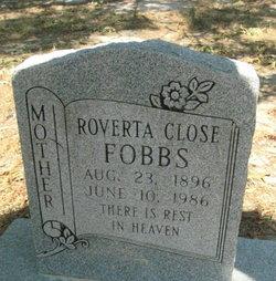Roberta Fobbs