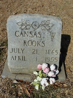 Almeda Cansas <I>Williamson</I> Rooks