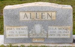 Margaret Ella <I>Moore</I> Allen