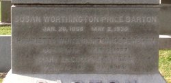 Susan Worthington <I>Price</I> Barton