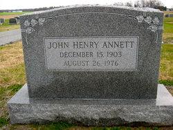 John Henry Annett