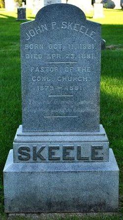 Rev John Parker Skeele