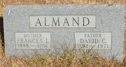 Frances Lillian <I>Tyson</I> Almand
