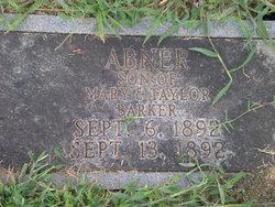 Abner Barker