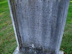 Annie Cotton <I>Smith</I> Tuckerman