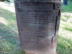 Rev Thomas Franklin Waters