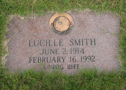 Lucille <I>Scarborough</I> Smith