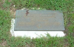 "Paul Jacob ""PJ"" Phillips, Jr"