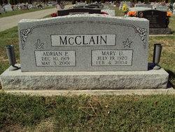 Mary L <I>Dooley</I> McClain