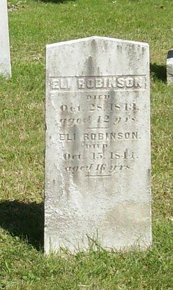 Eli Robinson