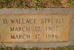 Daniel Wallace Struble