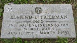 Edmund Leopold Friedman