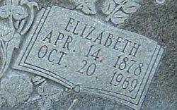 Elizabeth <I>Blackbird</I> McInnes