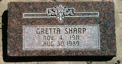 Gretta Sharp
