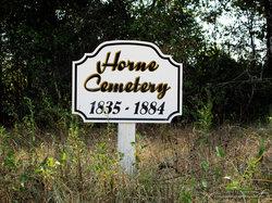 Horne Family Cemetery