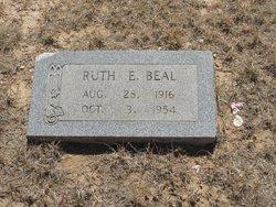 Ruth E Beal