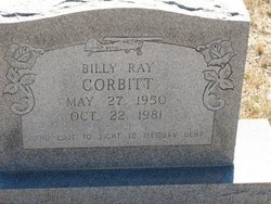 Billy Ray Corbitt