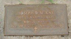Joseph Donald McKay