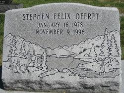 Stephen Felix Offret