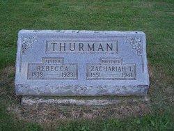 Rebecca Thurman