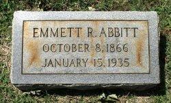 Emmett Robertson Abbitt