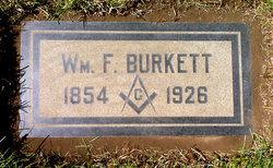 William F. Burkett
