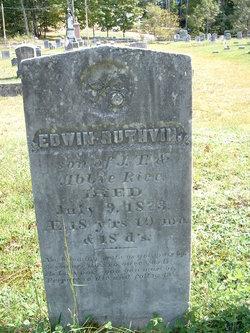 Edwin Ruthvan Rice