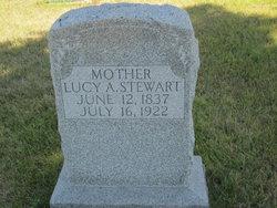 Lucy Ann <I>Wood</I> Stewart