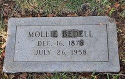 Mollie Mary <I>Knighten</I> Bedell
