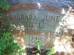 Barbara June Tuttle