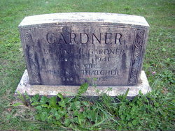 Ellen Louisa <I>Thatcher</I> Gardner