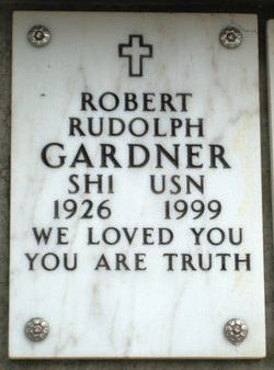Robert Rudolph Gardner
