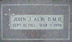 John Joseph Albi