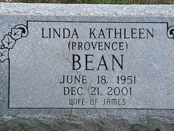 Linda Kathleen <I>Provence</I> Bean