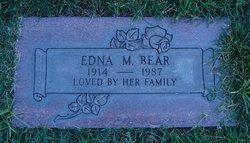 "Edna ""Mama Bear"" <I>McKindley</I> Bear"