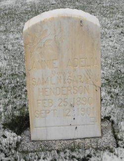 Annie Adelia Henderson