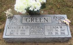 Linda Marlene <I>Dean</I> Green