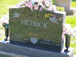 James I Hetrick
