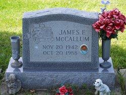 James Elmer McCallum
