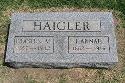 Erastus M. Haigler