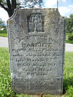 Harriet <I>Wilson</I> Albert