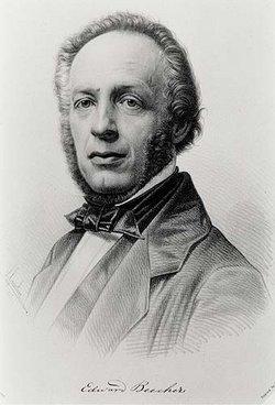 Rev Edward Beecher