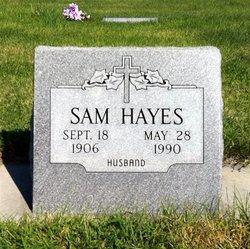 Sam Hayes