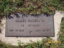 James Garcia, Sr